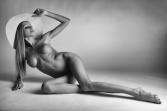 Reto Heiz -Emily -Nude_with_hat